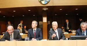 Rencontre avec Guillaume Garot au Conseil général du Finistère