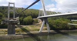 Nouveau pont de Térénez : une reconnaissance internationale et emblématique pour notre département