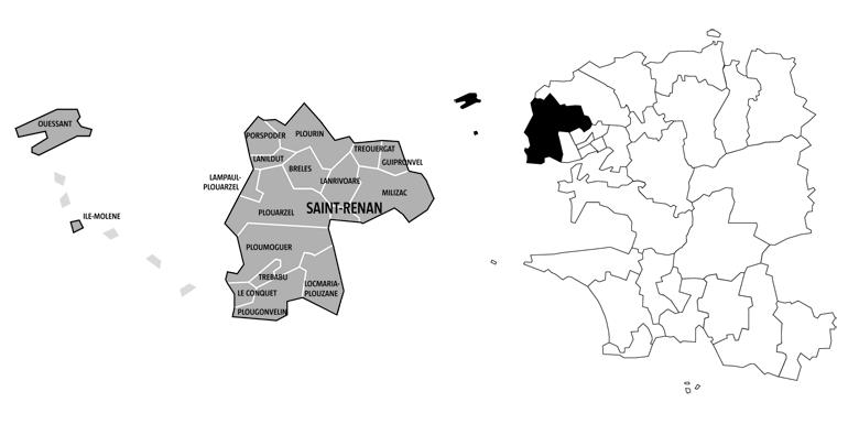Canton de Saint-Renan