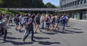 Communiqué de presse de Nathalie SARRABEZOLLES – la sectorisation des collèges du Finistère