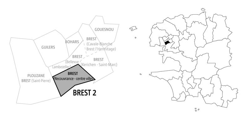 Canton de Brest 2